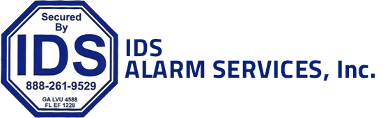 IDS Alarm Services Logo