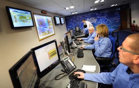 IDS Alarm Monitoring